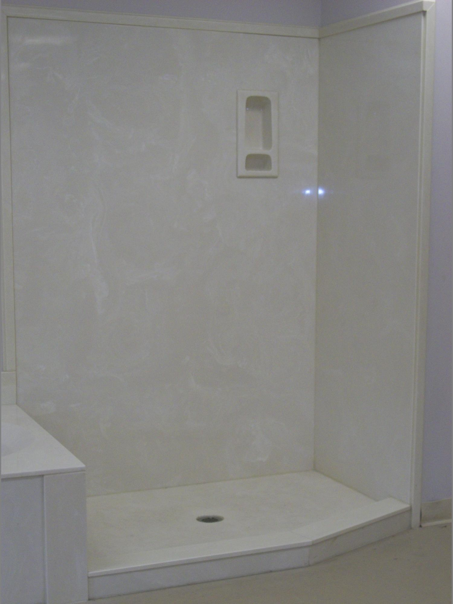 Cultured Marble, showers, tubs, vanity tops-Alabaster, AL